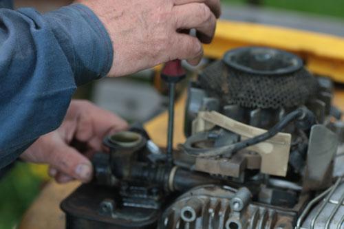 réparation matériel btp