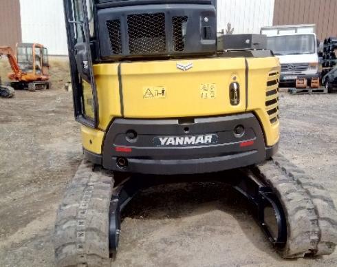 Mini-pelle YANMAR VIO50
